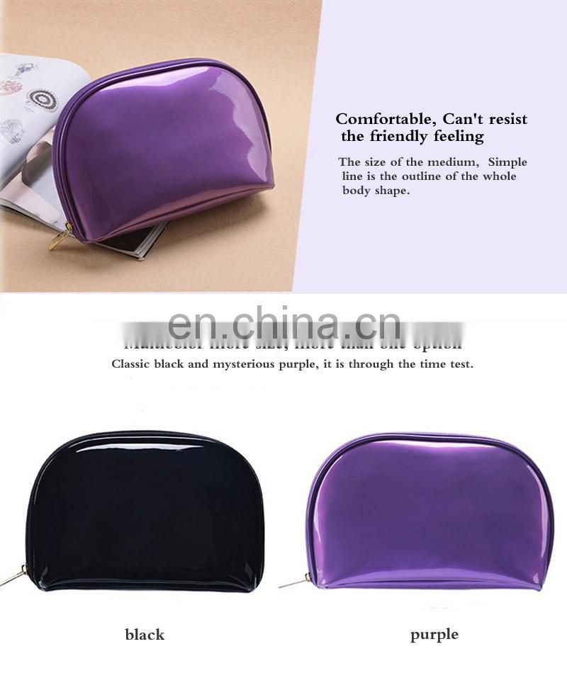 2017 new fashion style pvc cosmetic bag for storage