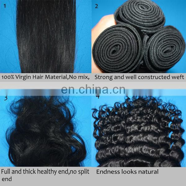 2015 Best selling grade 7A 8 inch clip-in human hair extensions