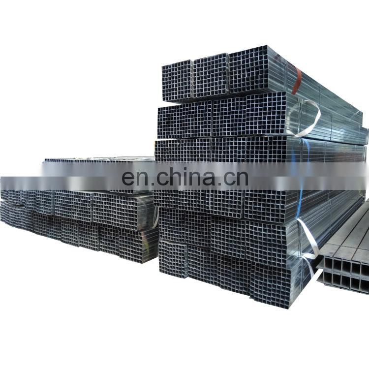 Large Steel Structure Q345B square hollow section