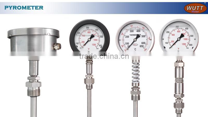 Well quality best price 2.5inch dial new useful stainless steel industrial oven thermometer