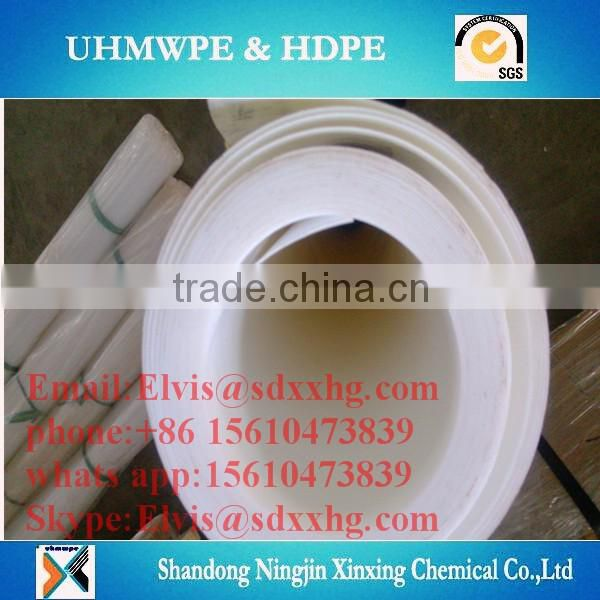 Excellent machinery process parts/UHMWPE / HDPE machine hdpe parts/uhmwpe deformed parts