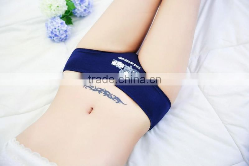2017 new Cute young girls Soft underwear cotton panties with high quality