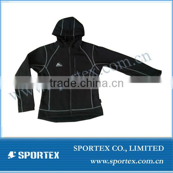 2014 New design mens outdoor clothing, High quality outdoor gear for men, Mens windproof softshell jacket