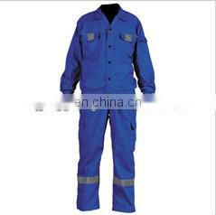 Protective Reflective Coverall in various colors and sizes with reflective strip