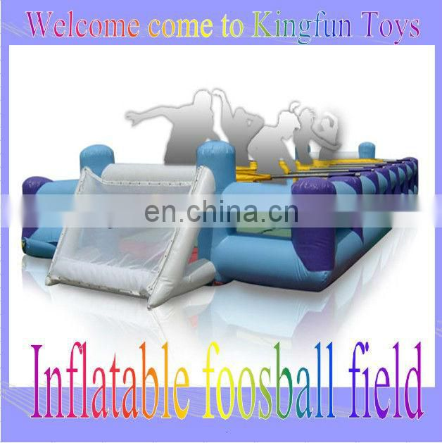 12L inflatable soccer table sport for outdoor party