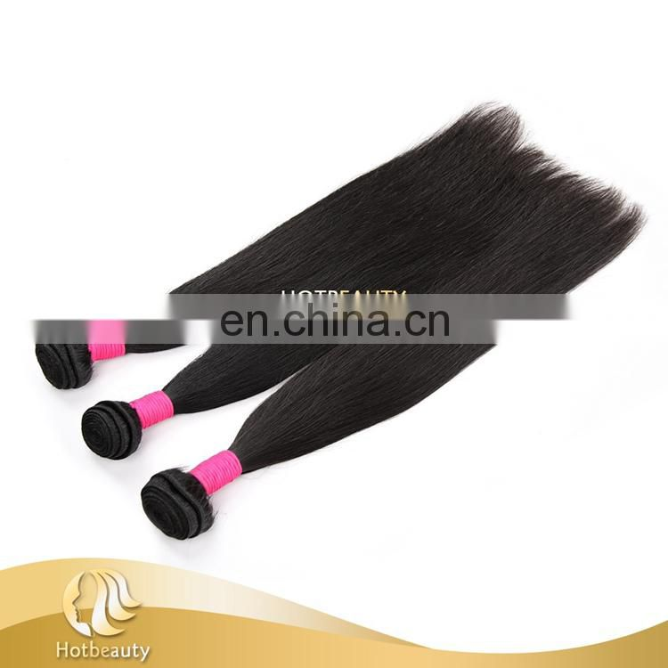 Cuticle aligned Cambodian hair 100% Manufacture hair extension