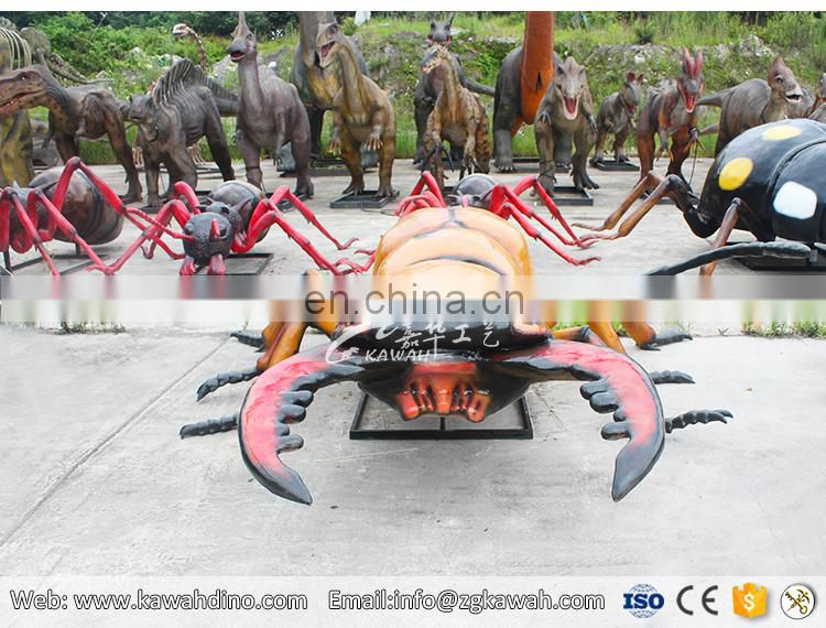 KAWAH Lifelike Artificial Insects for Indoor Exhibition