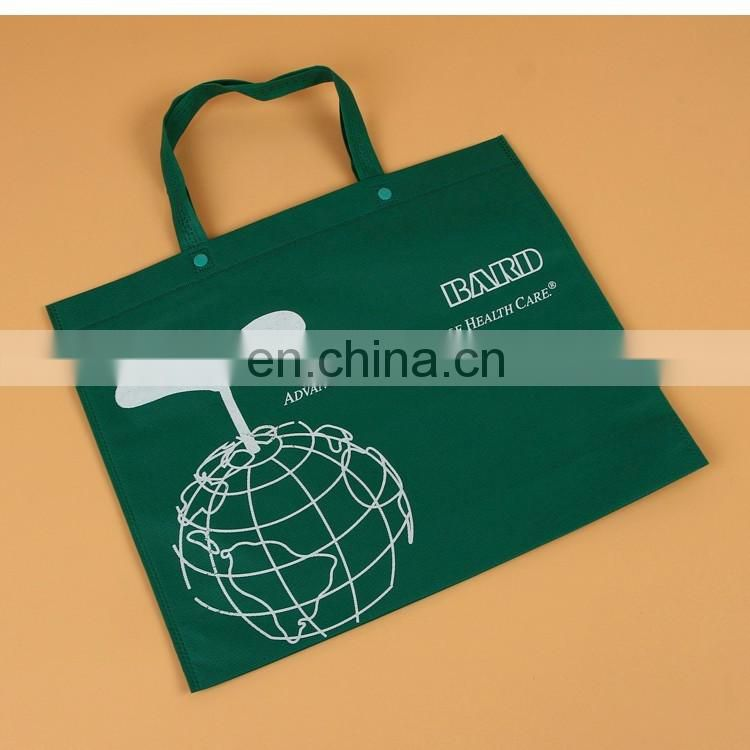 Made in China cheap custom made shopping bags wholesale in grocery