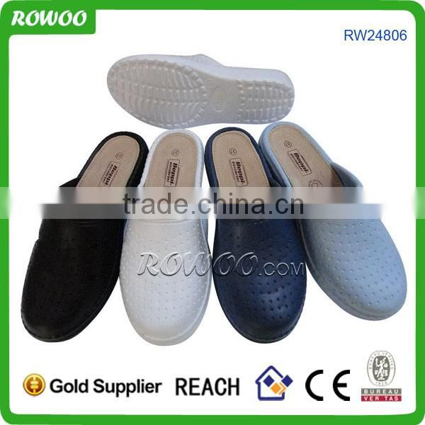 Hot selling Wedge EVA medical doctor slipper for lady