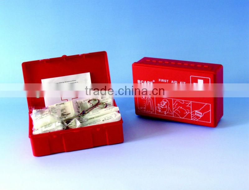 First aid kit pp box/auto emergency kits