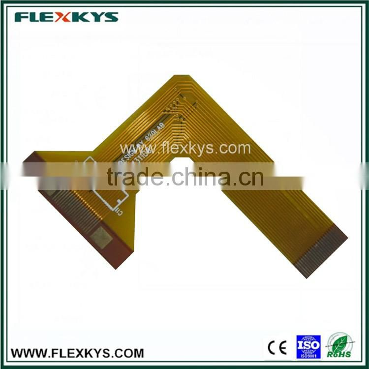 Fax machine copier flex PCB qualified FPC keyboard flexible