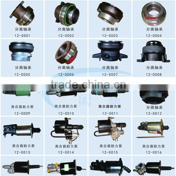 Chinese JN brand clutch pressure plate and cover clutch disc
