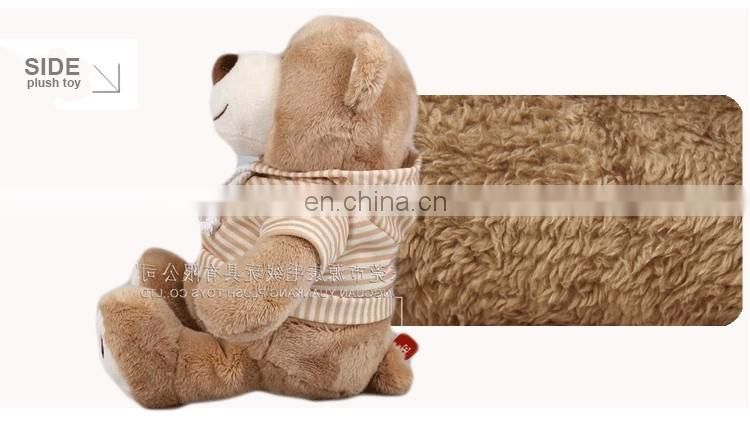 Wendy Qin plush toy manufacturer accept custom large teddy bear