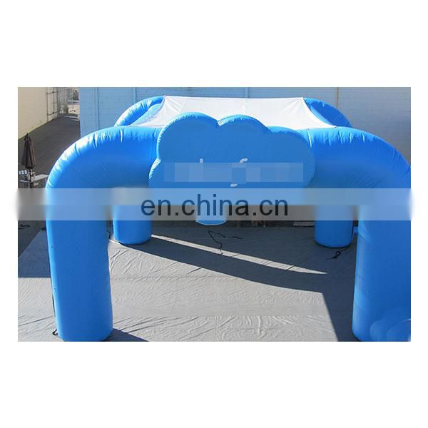 outdoor inflatable advertising spider tent for sale