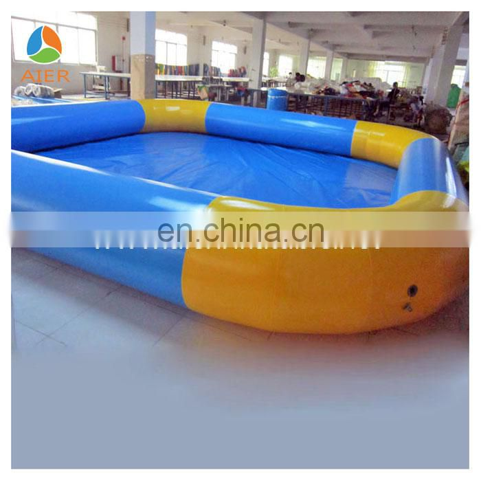 Inflatable pool for children,paddle boats pool
