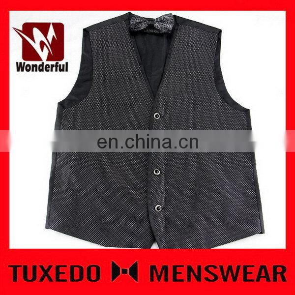 OEM men wool suit vest
