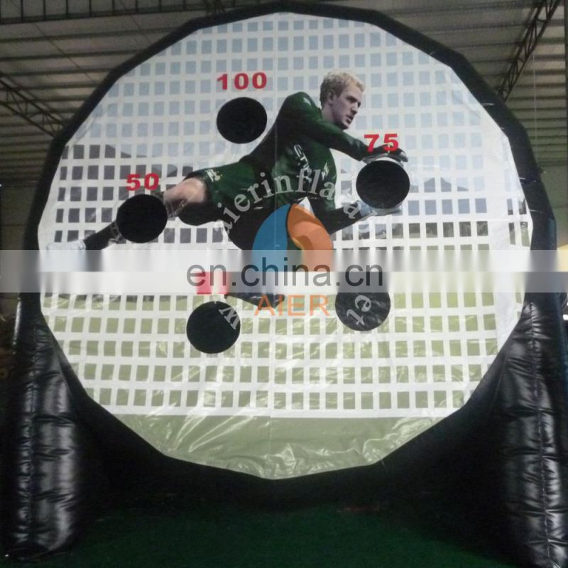 Newly Inflatable giant inflatable Dart Board, indoor inflatable&outdoor dart target sport game