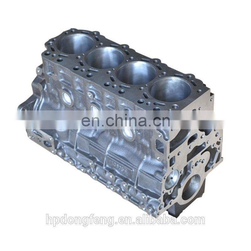 ISU cylinder block 4JB1 TFR55 engine parts