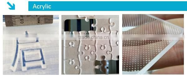 Flat bed cutter cnc co2 acrylic textile marble granite wood ceramic laser engraving and cutting machine price 80W 100W 130W 150W