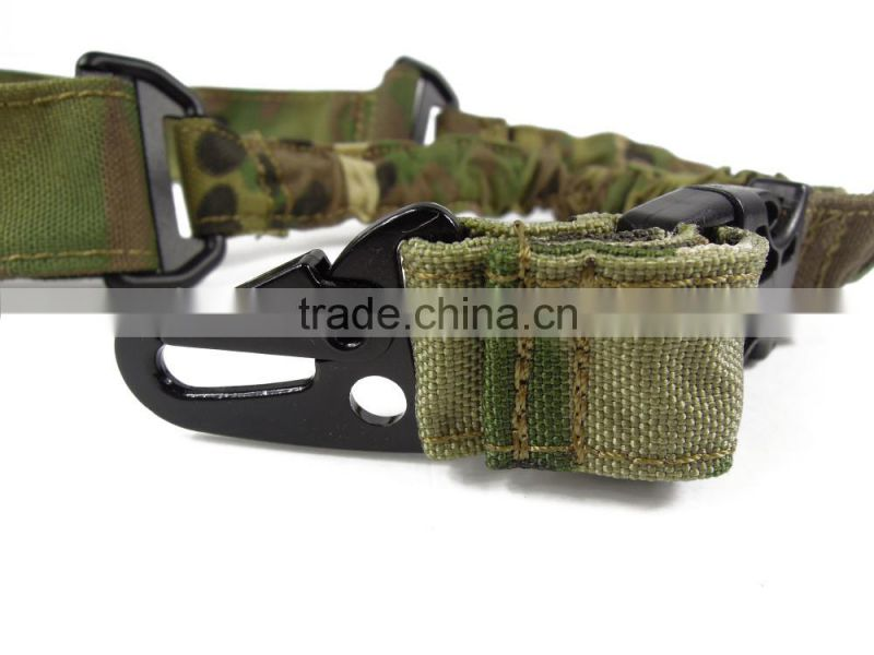 SUNGUN SLG0016-CP Multi-function System Outdoor Rifle Gun Sling One Point