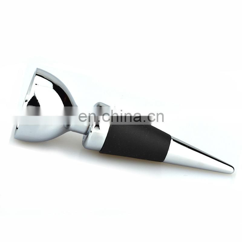 Hot Selling Stainless Champagne Vacuum Wine Bottle Draft Stopper Parts