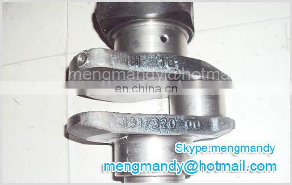 6CT engine Crankshaft, Assembly 3918986 for dongfeng/excavator engine parts