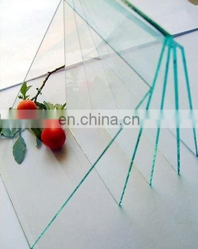 GUANG YAO 1.0--1.8mm clear sheet glass with CE&ISO