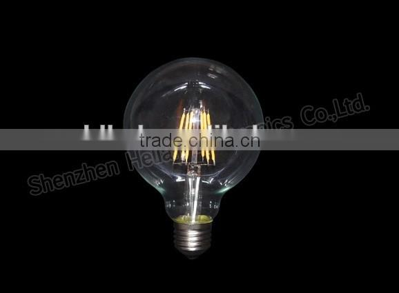 China Factory new products round shape LED 2W corn light energy saving light bulb E27 pure