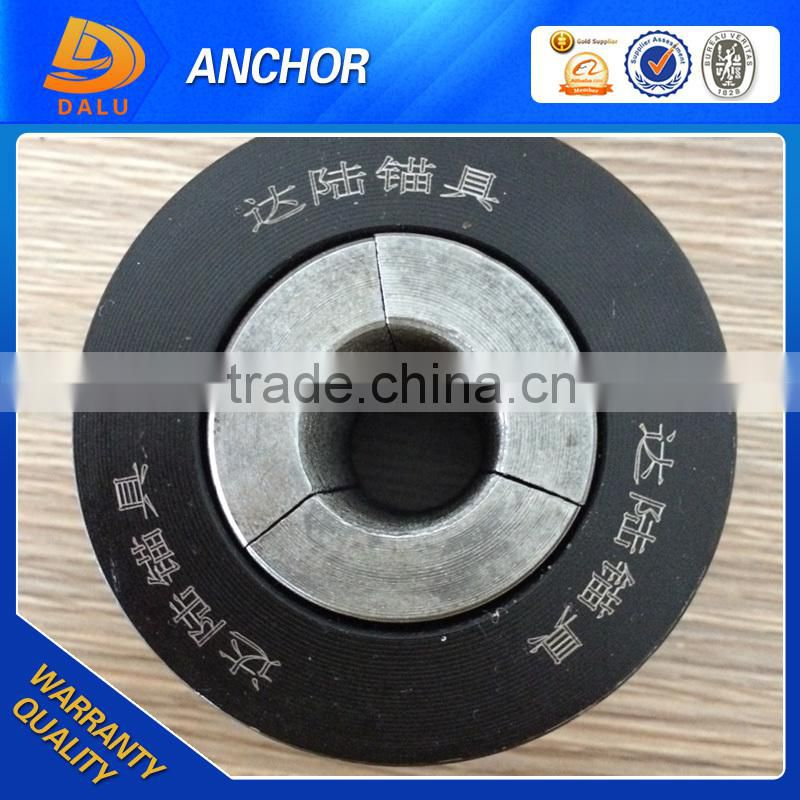 Post-tensioned Single Hole Anchor for Prestressed Concrete Image
