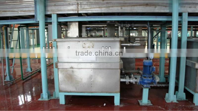 Supply complete set of coating lines