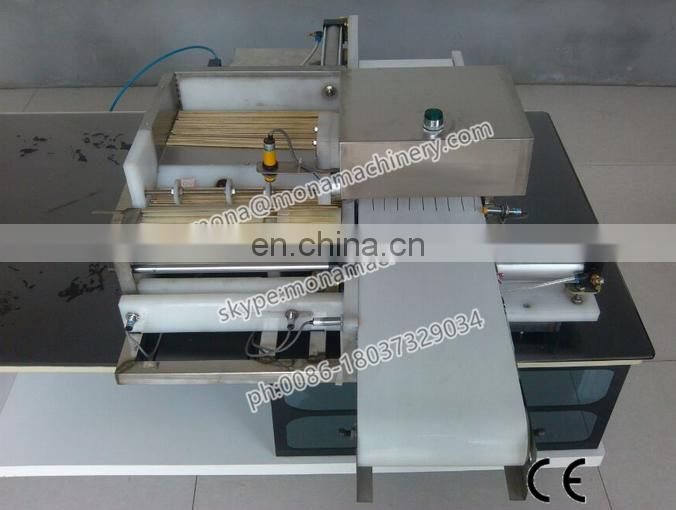 China best selling chicken skewer machine/kebab skewer machine/automatic skewer machine