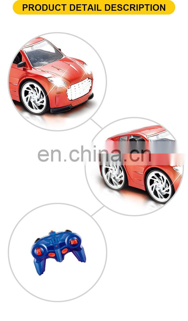New product remote control rc metal toy car smart toys for kids
