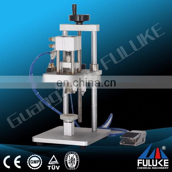 Fuluke manual bottle capping machine,electric capper,capping machine/Manual Bottle Capping Machine