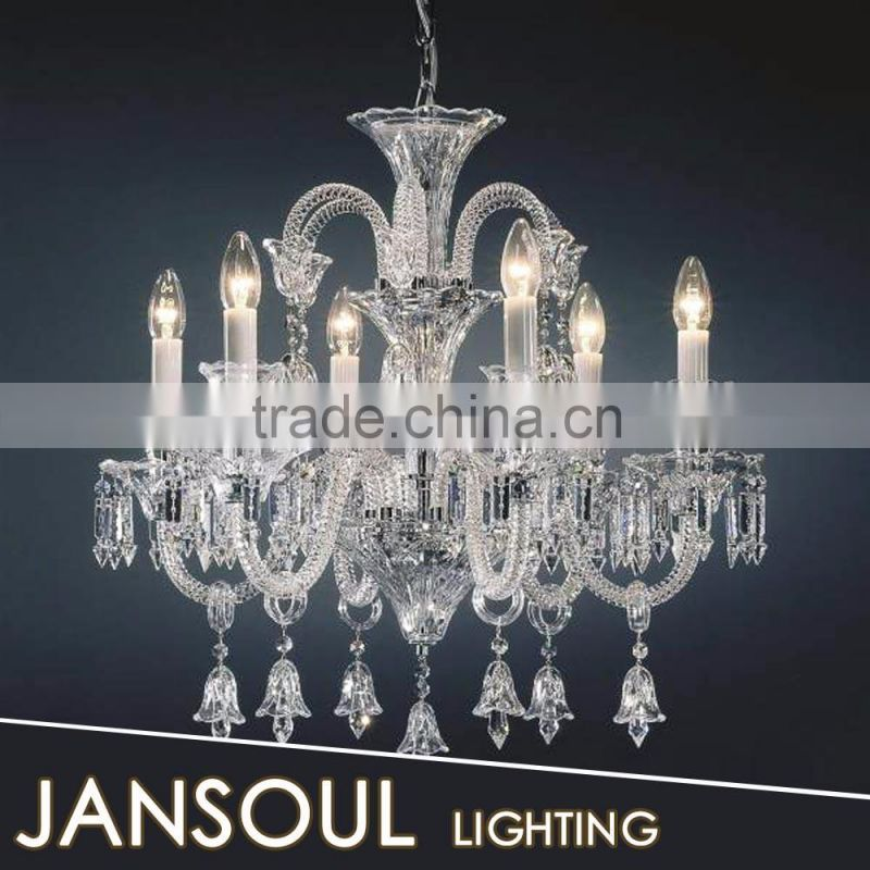 2016 modern wholesaler lights clear crystal murano glass italian chandelier matching wall candle lamp for europe