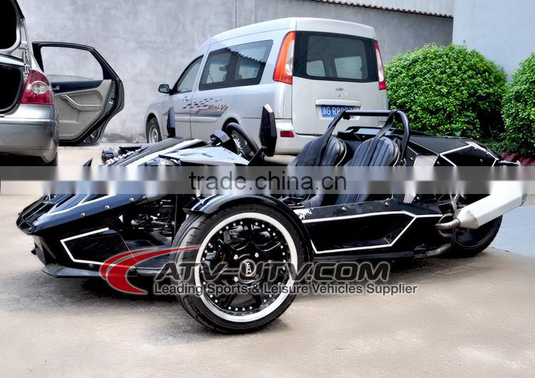 300cc Ztr Trike Adult Tricycle 24hp Trike Roaster 3 Wheel Car For