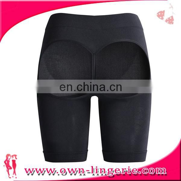 Body shaping pants seamless underwear wholesale women's hip shapers