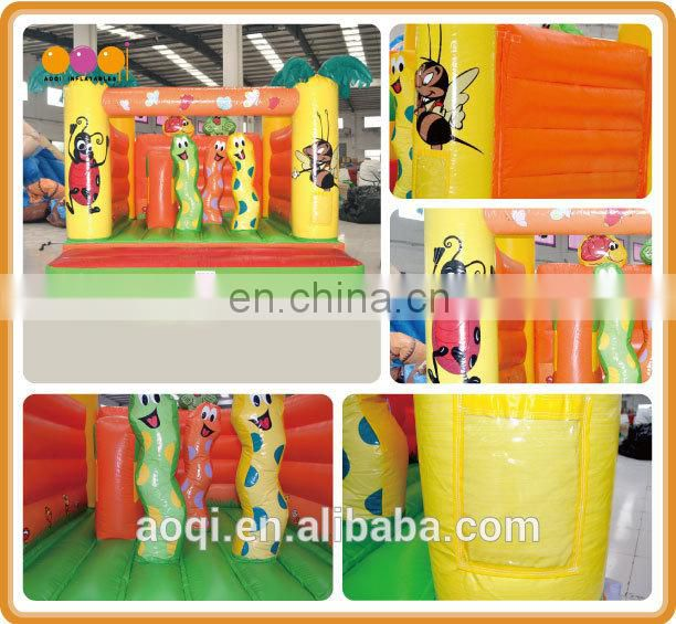 2016 Guangzhou best selling big discount inflatable kids bouncer for sale