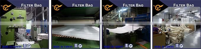 High Performance Biopharmaceutical Industry PET Liquid Filter Sacks
