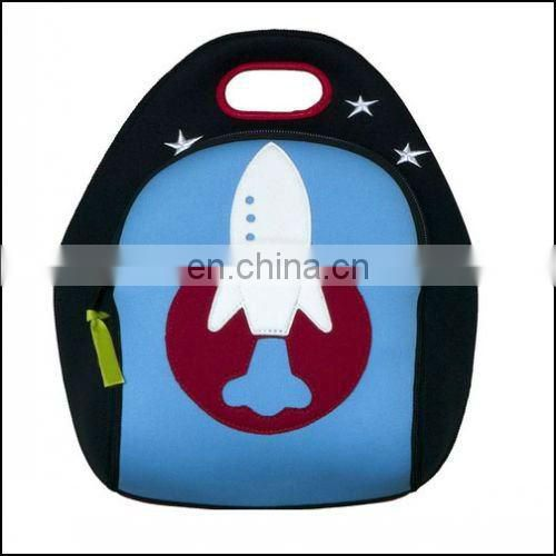 Lunch Bag for Kids with shark shape