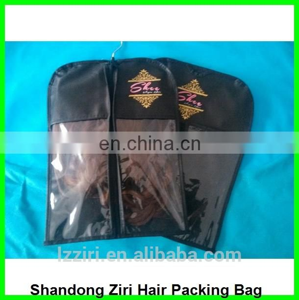 Alibaba Express Wholesale factory price hair extension Non-woven packaging bag
