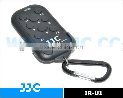 JJC IR Series Infrared Wireless Camera Remote Control
