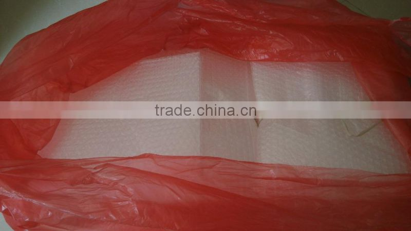 high quality ldpe bubble bag ,wrapping bubble bag , clear bubble packing bag, packing bubble bag
