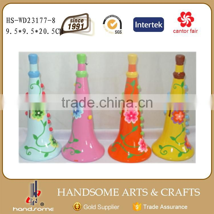 Colorful Ceramic Imitation Beauty Music Instrument