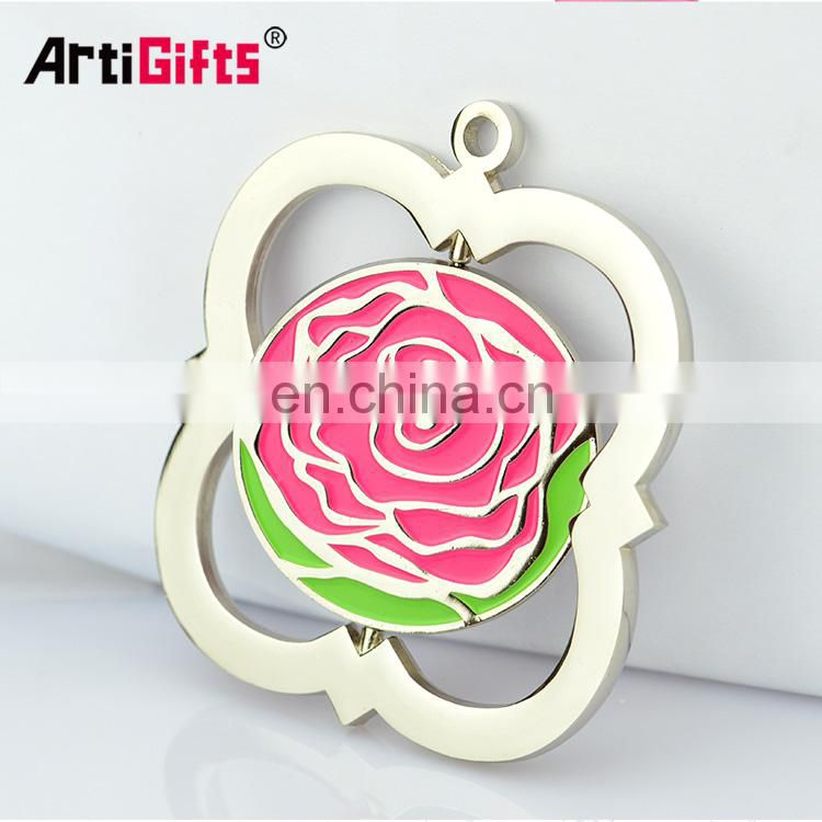 Unique Event Cute Spinner Flower Charity Ballet Dance Gift Medal