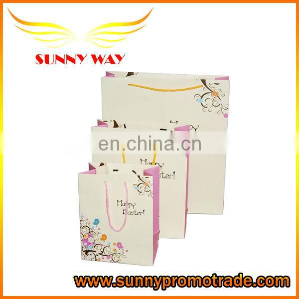 New-arrival Happy Easter Paper Bag