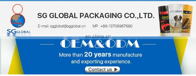 Alibaba China wholesale 50kg printed pp woven seed packaging bags