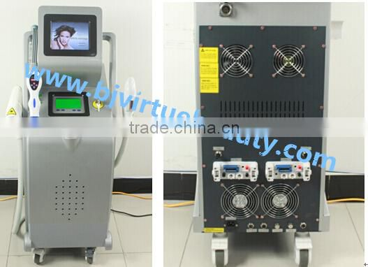 Newest and hottest!!! Advanced SHR IPL/Thermagic rf /Laser machine