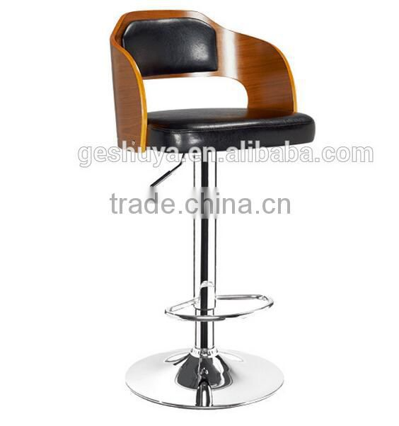 LB-JH5047 commercial bar chair of modern wood bar stools sale