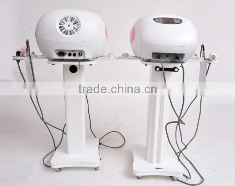 Skin tightening face lift and wrinkle removal beauty machine rf machine