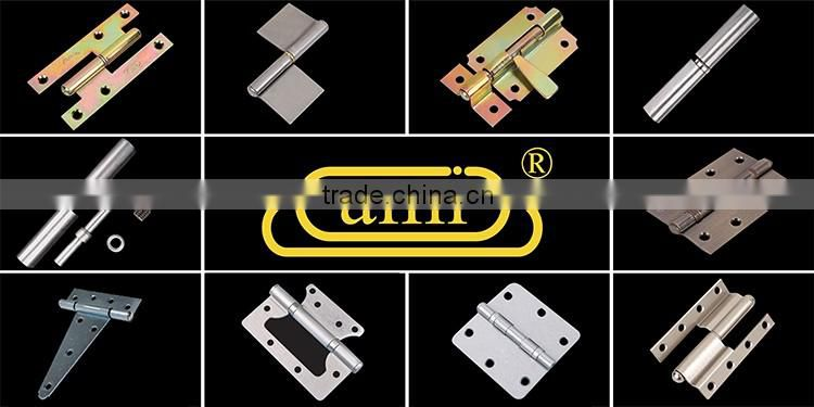 concealed hinge for wooden door and window frame design